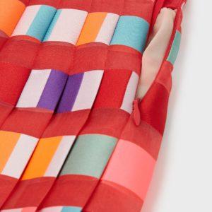 Длинная юбка в пике EMPORIO ARMANI