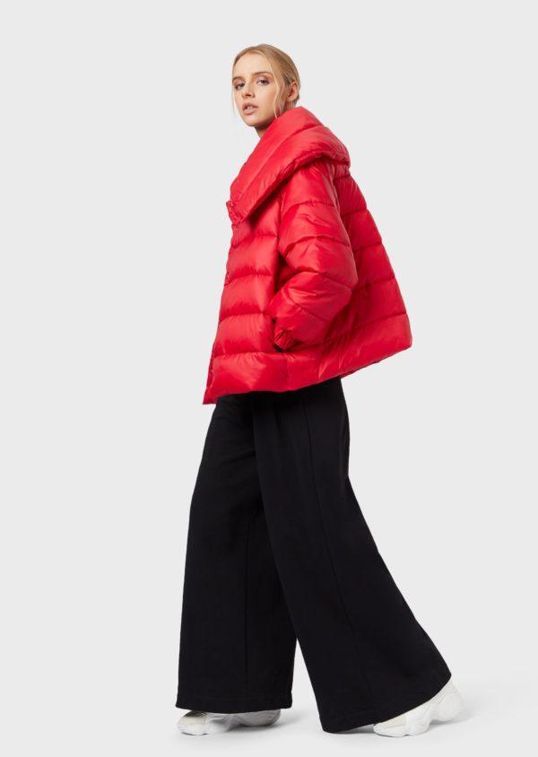 Стеганая куртка из легкого нейлона EMPORIO ARMANI